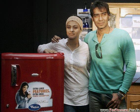 عکس های کاجول بازیگر زیبای هندی -  toppic.ir